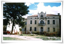 Stara škola u Čitluku, današnji vrtić