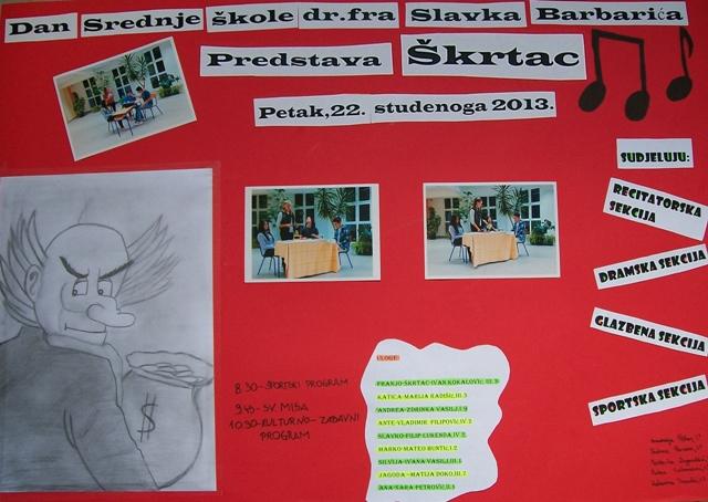 Plakat za dan škole