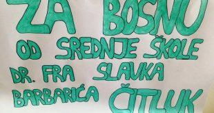 Plakat za Bosnu