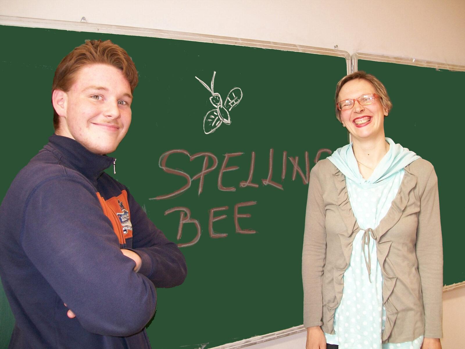 Prvo mjesto na županijskom natjecanju Spelling Bee