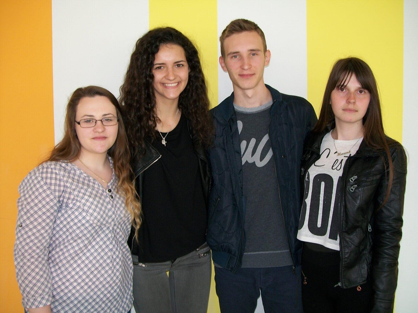 Najbolji na školskom natjecanju iz hrvatskog jezika