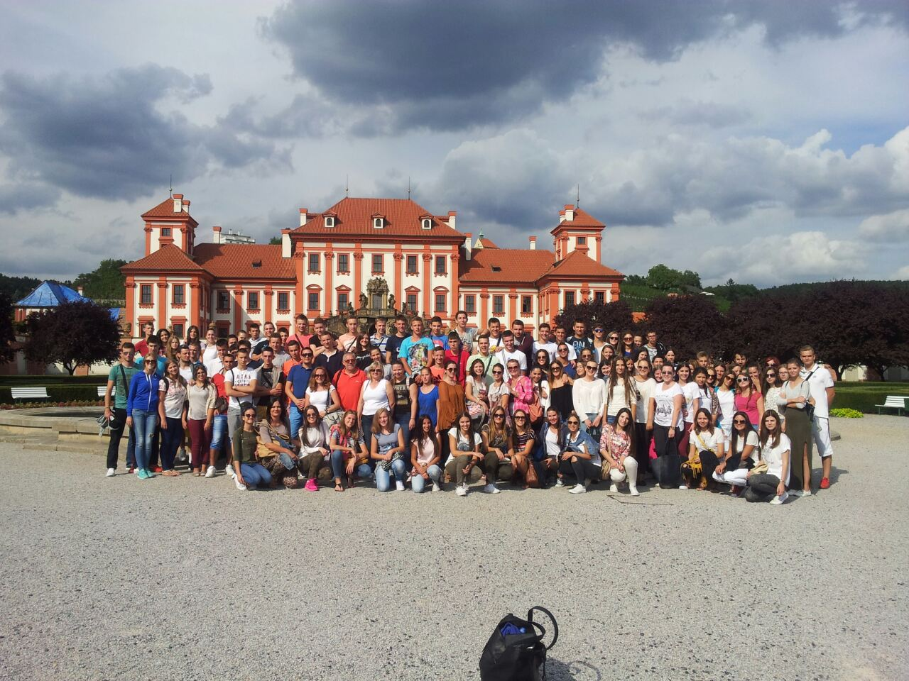Djelatnici škole posjetili Nacionalni park Krka i Šibenik