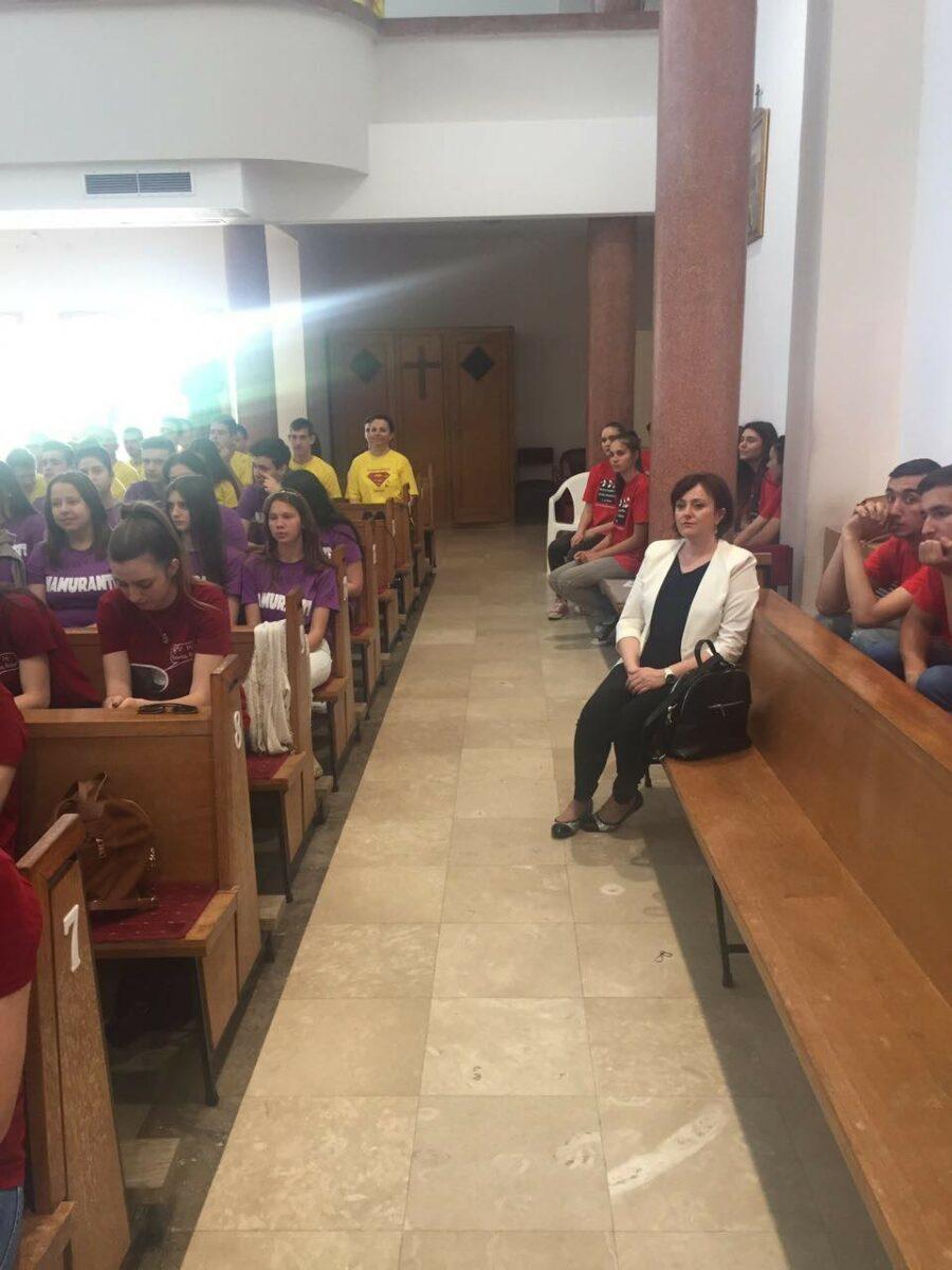 Misa zahvalnica za maturante 8