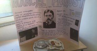 Čajanka s Marcelom Proustom